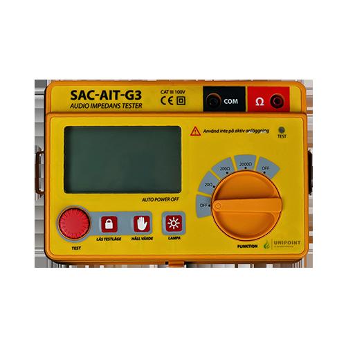 AIT Audio Impedans Tester