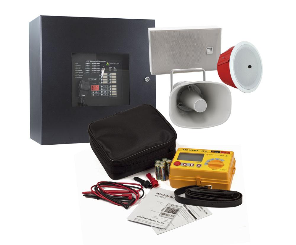 Produktnyhed: AIT Audio Impedans Tester